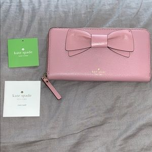 Brand New Kate Spade Olive Drive Lacey Wallet